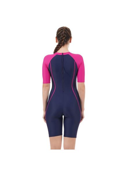 Speedo 810391p007 Swim Costumes Ladies Kneesuit-36-1