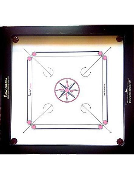 Precise Champion Chroma Carrom Board-3262