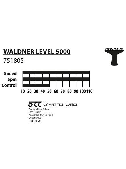 Donic Waldner 5000 Table Tennis Bat (color May Vary)-1 Unit-2