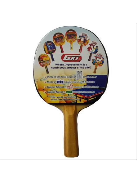 Gki Hitback Table Tennis Racquet-1 Unit-2