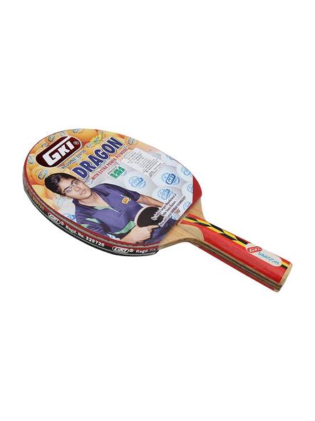 Gki Dragon Table Tennis Racquet-1 Unit-1