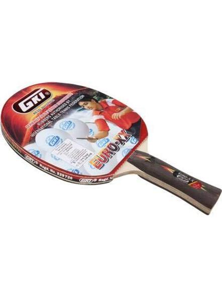 Gki Euro Xx Table Tennis Racquet-1 Unit-1