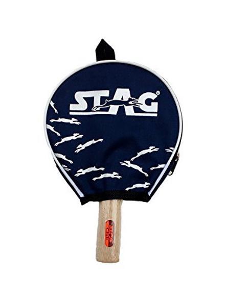 Stag Club Table Tennis Racquet( Multi- Color, 166 Grams, Beginner )-1 Unit-2