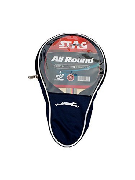 Stag All Round Table Tennis Racquet( Multi- Color, 180 Grams, Advanced )-1 Unit-2