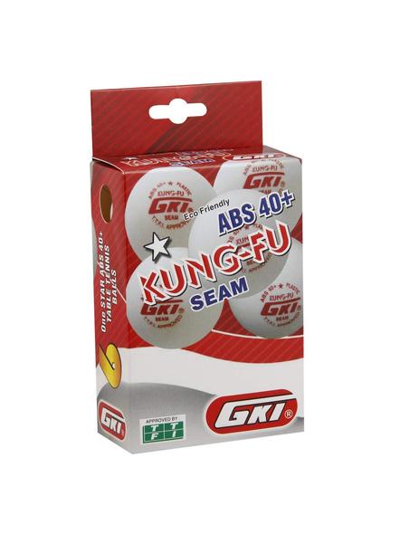 Gki Kung Fu Ball Table Tennis Ball-4 Unit-192