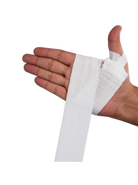 Everlast 4455wht-120 Boxing Hand Wraps-WHITE-1 Unit-1