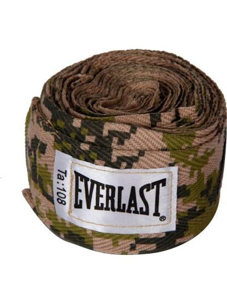 Everlast 1300004-108 Boxing Hand Wraps-CAMO-1 Unit-1