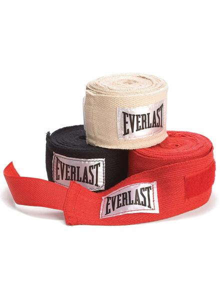 Everlast 4455-3-120 Boxing Hand Wraps-4733