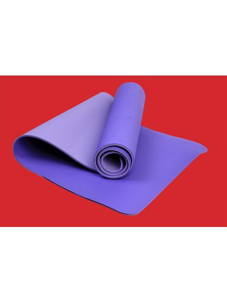 Airavat Tpe 6 Mm Yoga Mat (colour May Vary)-3833