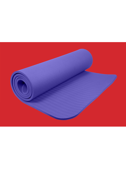 Airavat 10 Mm Yoga Mat (colour May Vary)-2078