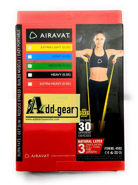 Airavat 4502 Resistance Bands-Extra Heavy-1