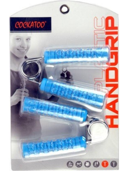 Cockatoo Plastic Hand Grips (colour May Vary)-4356