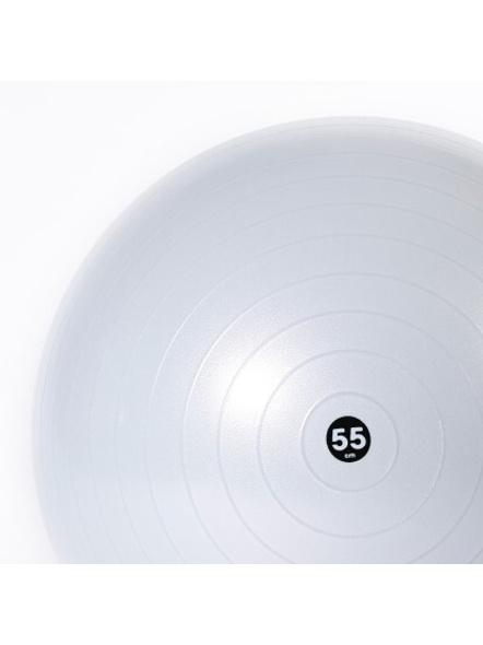 Reebok Rab-11015bl Gym Ball (colour May Vary)-SKY BLUE-1 Unit-55 Cms-1