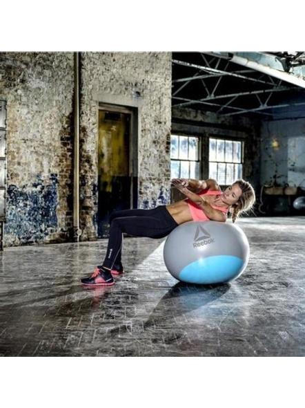 Reebok Gym Ball (colour May Vary)-YELLOW-1 Unit-75 Cms-1