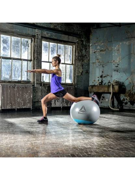 Reebok Gym Ball (colour May Vary)-YELLOW-1 Unit-75 Cms-2