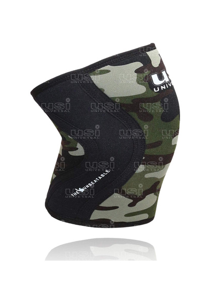 Usi Ks5-5mm Knee Sleeves Support For Fitness, Cross Training, Knee Injury- (1pc)-3330