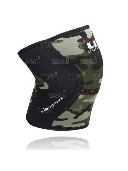 Usi Ks5-5mm Knee Sleeves Support For Fitness, Cross Training, Knee Injury- (1pc)-22156