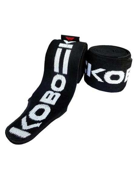 Kobo Wta-10 Knee Wrap-BLACK-1