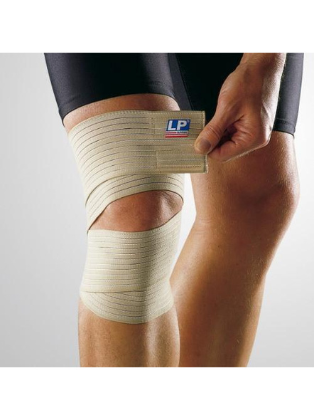 Lp Support Elastic Knee Wrap 631 One Size-4385