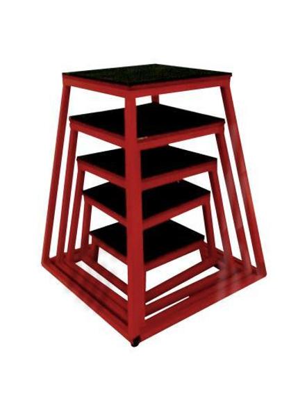 Metal Plyo Box-12785