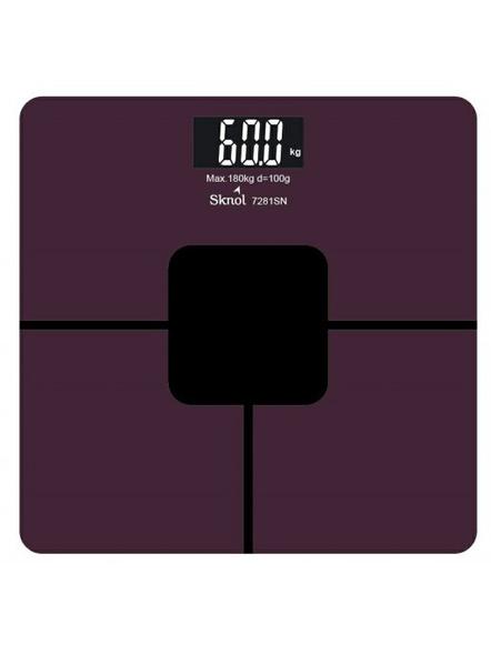 Sknol 7281sn Digital Weighing Scale-1214