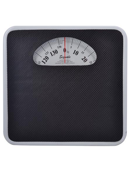 Sknol Singnale Weighing Scale, 283 Mm (l) X 292 Mm(w) X 51 Mm(h)-1574