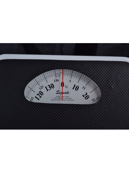 Sknol Singnale Weighing Scale, 283 Mm (l) X 292 Mm(w) X 51 Mm(h)-1