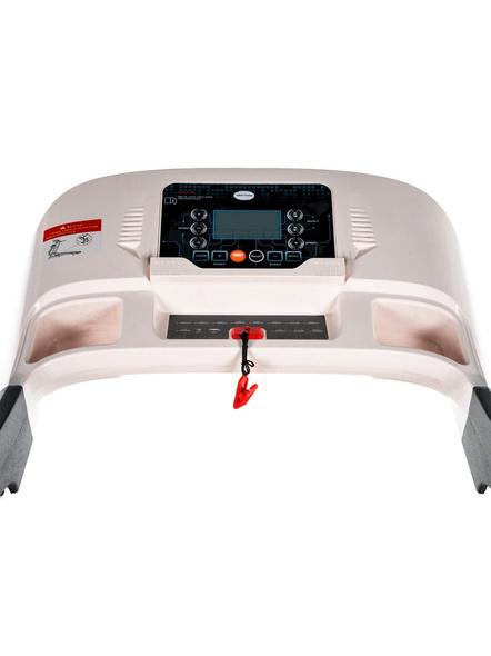 Cosco Run-1.0 Motorised Treadmill-1.25 HP-Yes-110 Kg-1
