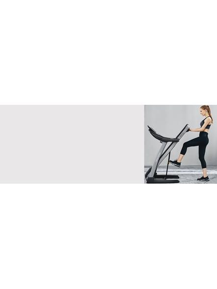Cosco Run-1.5 Motorised Treadmill-1.25 HP-No-110 Kg-1