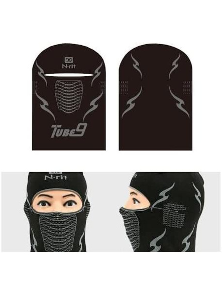 N-rit Balaclava Ski Face Mask, (colour May Vary)-22253