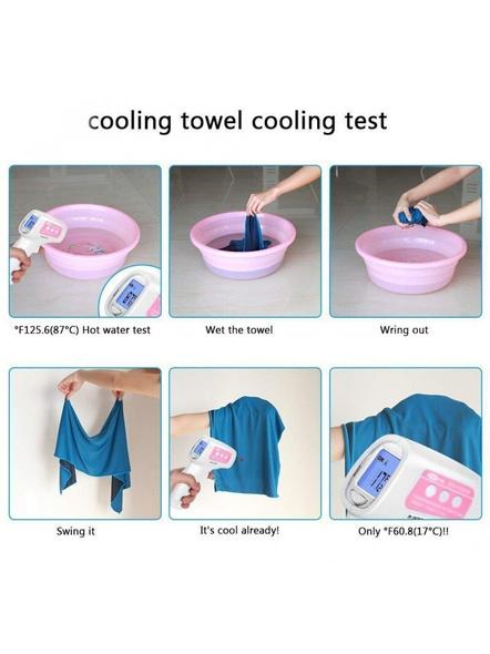 N - Rit Nsc325s Cool Towel Towel-BLUE-1 Unit-1