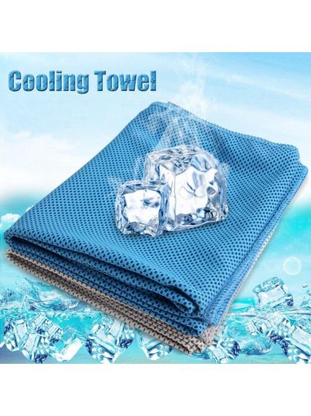 N - Rit Nsc325s Cool Towel Towel-BLUE-1 Unit-2