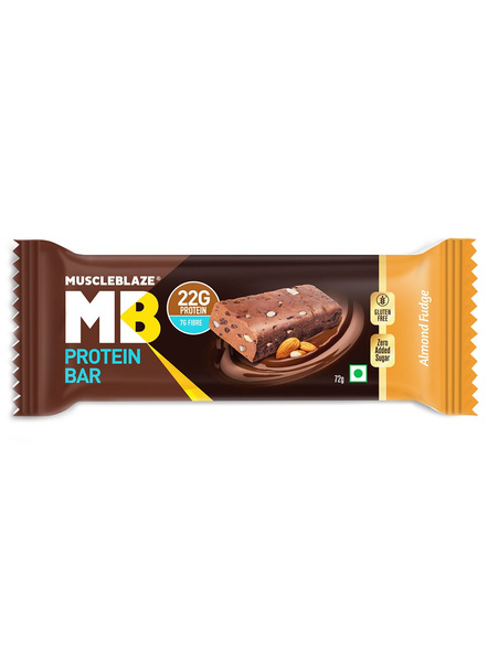 Muscleblaze Protein Bar 22 G Protein Bars-259