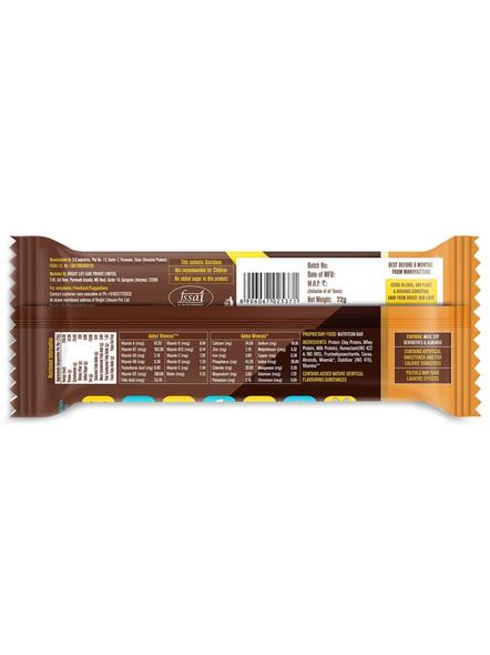 Muscleblaze Protein Bar 22 G Protein Bars-ALMOND FUDGE-22 g-1