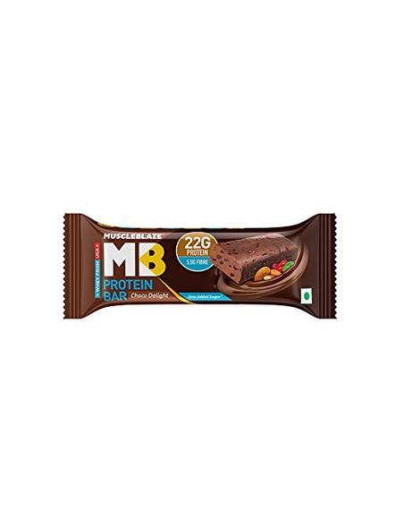 Muscleblaze Protein Bar 22 G Protein Bars-303