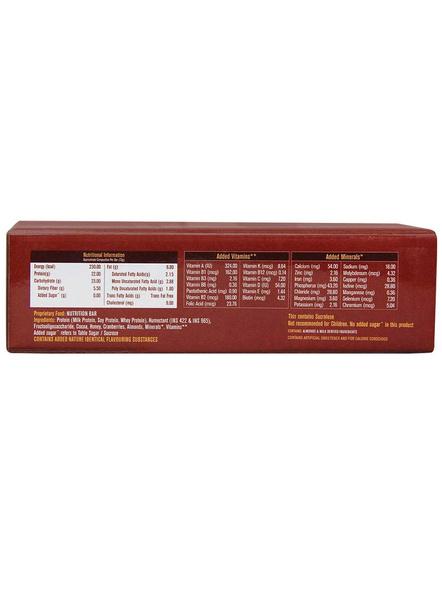 Muscleblaze Protein Bar 22 G Protein Bars-CHOCO DELITE-22 g-1