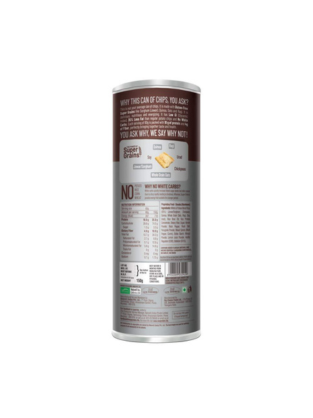 Ritebite Max Protein Chips 150g-SALT AND PEPPER-150 g-1