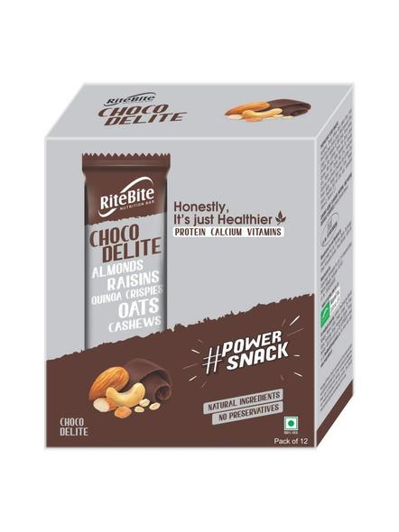 Ritebite Max Protein 480 G, Pack Of 12-41