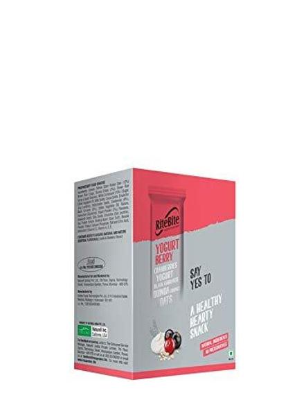 Ritebite Max Protein 480 G, Pack Of 12-YOGURT BERRY-1