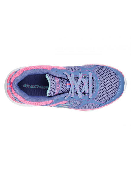 SKECHERS 81358 WOMENS SPORTS SHOES-LAVENDER/PINK-2-1