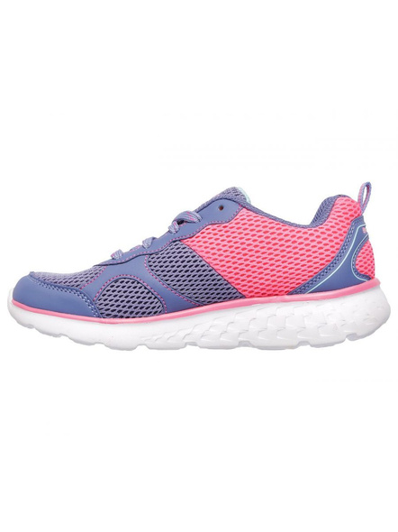 SKECHERS 81358 WOMENS SPORTS SHOES-LAVENDER/PINK-2-2