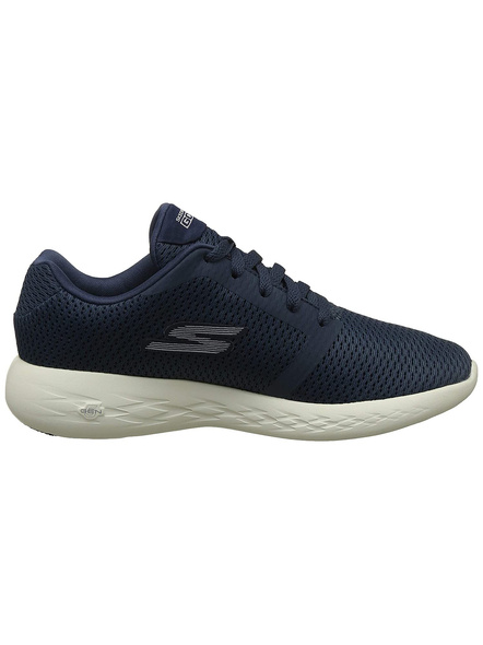 SKECHERS 15061 WOMENS SPORTS SHOES-NAVY-5-2