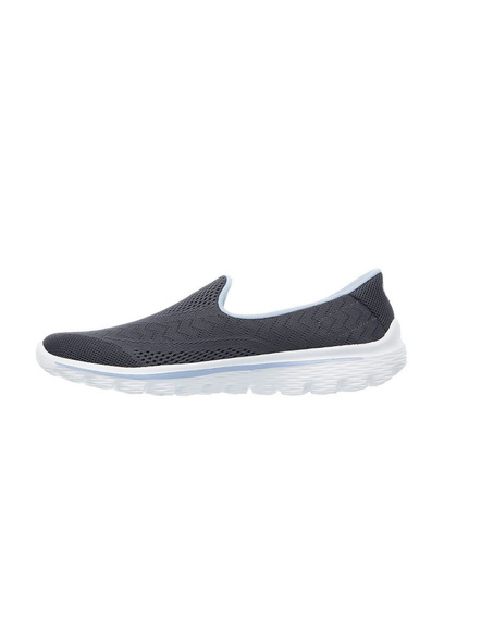 SKECHERS 13954 WOMENS SPORTS SHOES-CHARCOAL-7-2