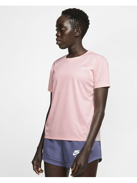Nike Women Miler Running Top (colour May Vary)-10762