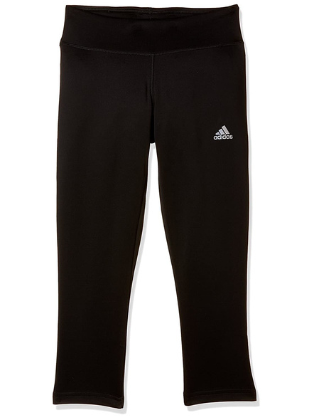 Adidas Women's Black Seam Fit Tights-25206