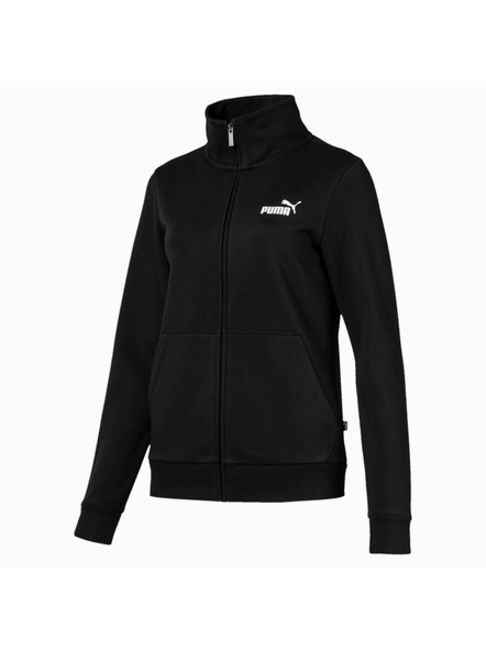 Puma Essentials Fleece Women's Track Jacket-4628