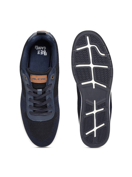 ALCIS C81703 SPORTS SHOES-NAVY-6-1