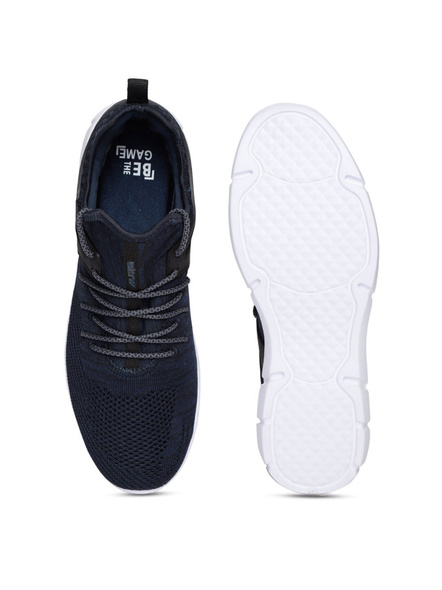 ALCIS R80623 SPORTS SHOES-NAVY-6-1