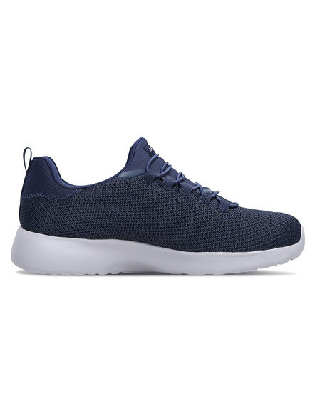SKECHERS 58360 SPORTS SHOES-NAVY-9-1