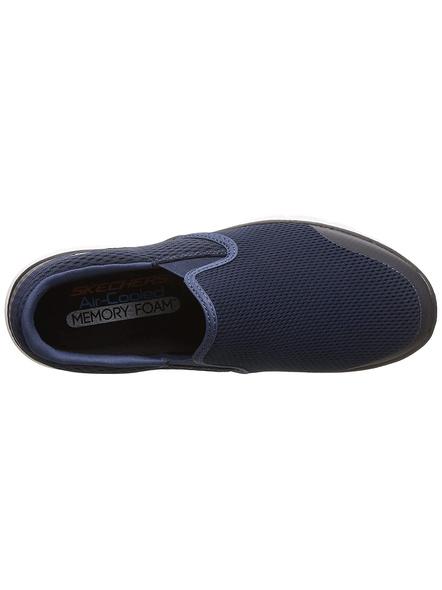 Skechers Men's Flex Advantage 3.0-Morwick Sneakers (Colour May Vary)-NAVY/BLACK-7-1